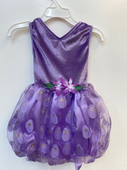 Party Dress Purple 3-6mths