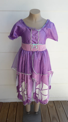 Purple Play Pretend Dress