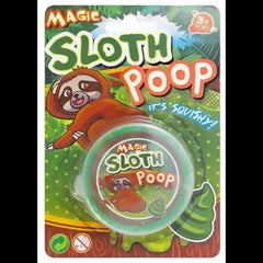 Magic Sloth Poop