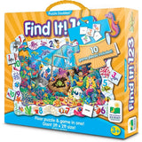 Find It 123 Floor Puzzle The Learning Journey