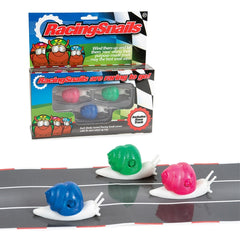 Wind Up Racing Snails