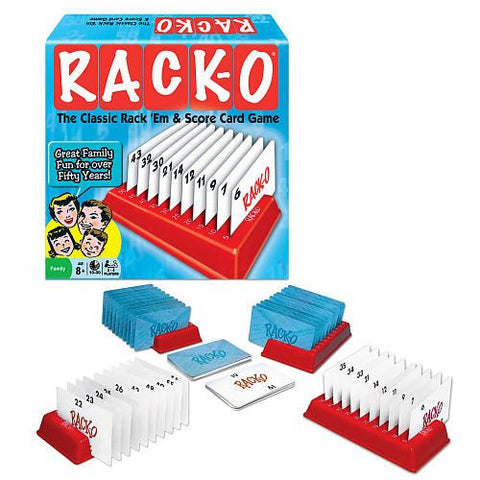 RACK - O Card Game