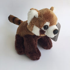 Plush Wild Animal - Baby Red Panda