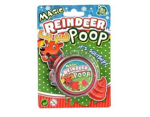 Magic Reindeer Poop