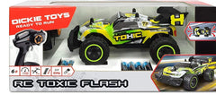 remote control car toxic flash