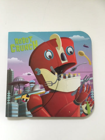 Robot Crunch Book