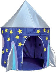 pop up Space Rocket Tent
