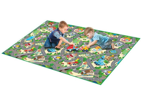 Large Playmat - City