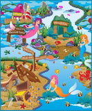 Large Playmat - Mermaid Land