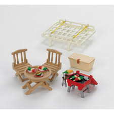 kidz-stuff-online - Sylvanian Families Roof Rack with Picnic Set