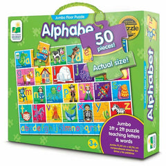 Alphabet Jumbo Floor Puzzle The Learing Journey