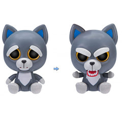 kidz-stuff-online - Feisty Pets Sammy Suckerpunch 4-Inch Figure