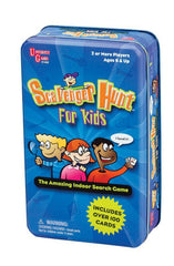 kidz-stuff-online - University Games: Scavenger Hunt for Kids