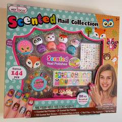 kidz-stuff-online - Scented Nail Collection Forest - Hot Focus