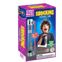Science to the Max: Shocking Science Lab