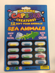 Capsule Creatures - Growing Pet Sea Animals