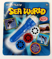 kidz-stuff-online - Sea World Torch and projector