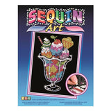 Sequin Art Ice Cream Sundae