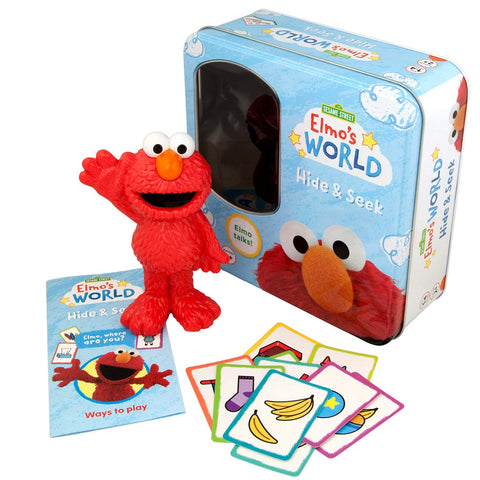 Elmo's World - Hide and Seek Game