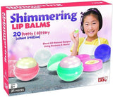 Shimmering Lip Balms Kit