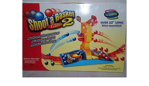 Shoot a Basket Twosome Game