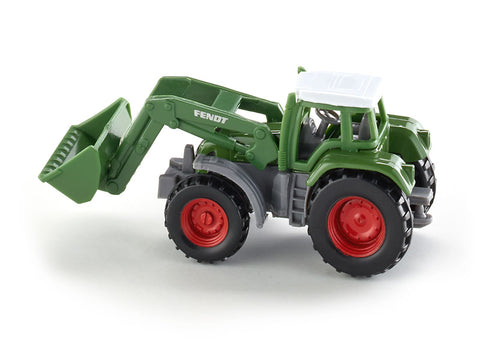 Tractor with Front Loader Siku 1039