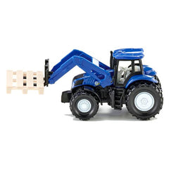 Siku: 1487 Tractor with fork