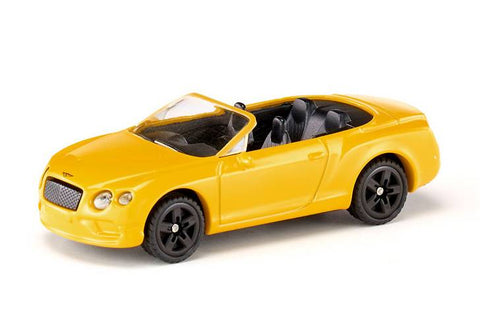 Siku: 1507 Bentley Continental GT V8 Convertible