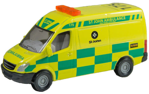 NZ St Johns Ambulance Siku 1590