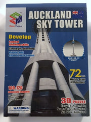 3D Skytower puzzle