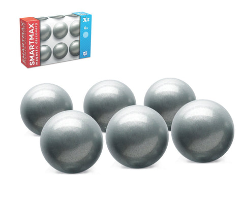 Smartmax Magnetic Discovery 6 Metal Balls