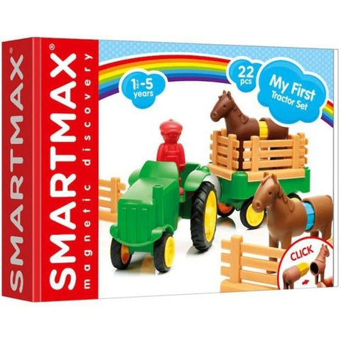 SmartMax My First My First Tractor Set