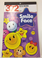 Smile Face Sticker Book