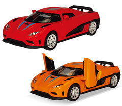 Die Cast Sonic Speed Momentum Cars