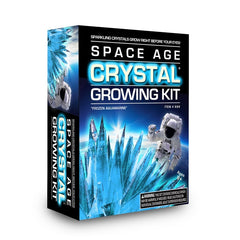 Space Age Crystal Growing Kit Aquamarine