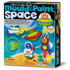 Glow In The Dark Mould & Paint Space