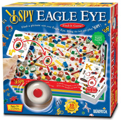 Spy Eagle Eye Find it Game