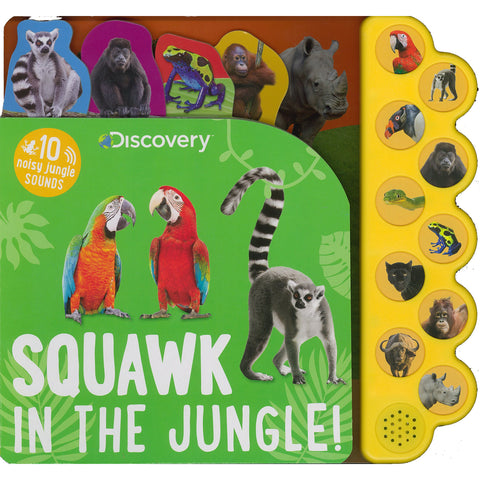 Squawk in the Jungle