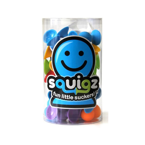 Squigz 24 Piece Suction Construction
