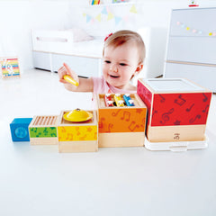 Stacking music set- Hape