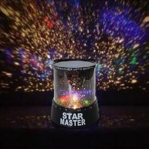 Nightlight Star master led light