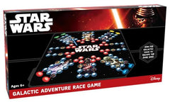 Star Wars: Galactic Adventure Race Game