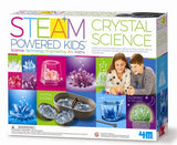 Steam Powered Kids Crystal Science Kit