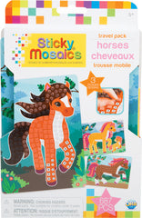 Sticky Mosaics: Travel Pack - Horses