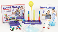 super sweetr sugar lab -  smart lab