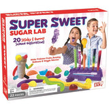 Super sweet sugar lab