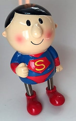 Superman  Moneybox - standing