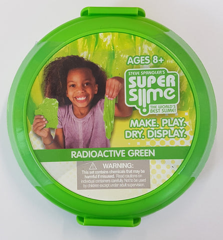 Super Slime - Radioactive Green