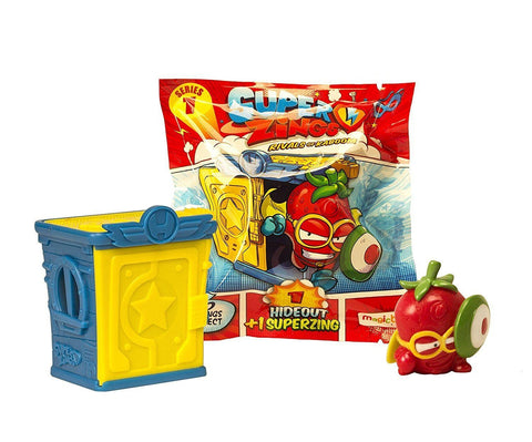 SuperZings Rivals of Kaboom Series 1 – Starter Pack