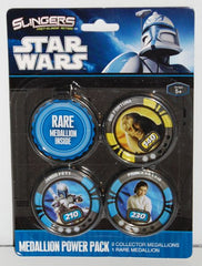 Star Wars Slingers Medallion Power Pack